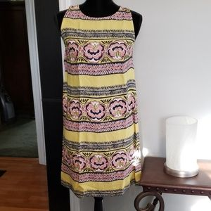 Loft Boho Short Dress or long Tunic